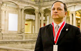 Mexico's Academy of Engineering Inducts Systems Engineer Ricardo Valerdi