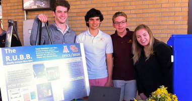Students Create Sustainable Solutions for Community